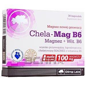 Olimp Chela-Mag B6 Magnez 30kaps. 1/1