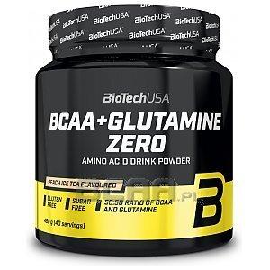 BioTech USA BCAA + Glutamine Zero 480g 1/1