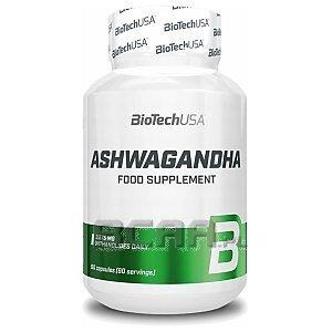 BioTech USA Ashwagandha 60kaps. 1/1