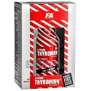 Fitness Authority Xtreme Thyroburn 120tab. 1/1
