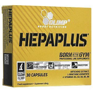 Olimp Hepaplus 30kaps. 1/2