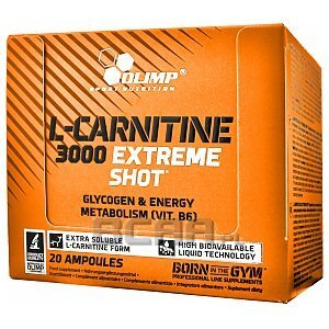 Olimp L-Carnitine 3000 Extreme Shot 20 x 25ml 1/1