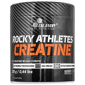 Olimp Rocky Athletes Creatine 200g 1/1