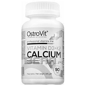 OstroVit Vitamin D3 + K2 Calcium 90tab. 1/2