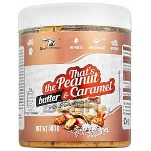 Sport Definition That's The Peanut & Caramel 500g 1/2