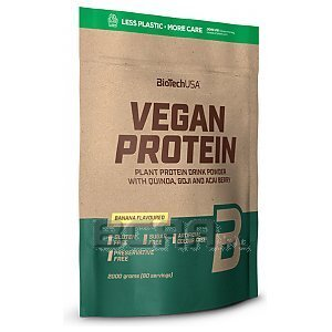 BioTech USA Vegan Protein 2000g 1/1