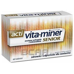 Acti Vita-Miner Senior 60tab. 1/1