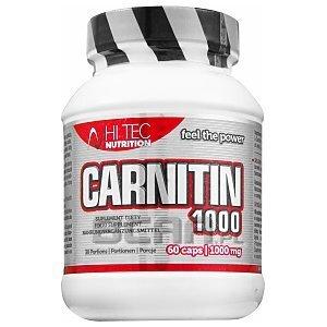 Hi Tec Carnitin 1000 60kaps. [promocja] 1/2