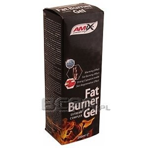Amix Fat Burner Gel Men 200ml 1/1