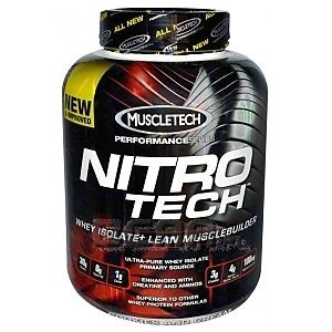 Muscletech Nitro-Tech Performance Series 1800g 1/1
