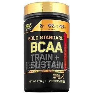 Optimum Nutrition Gold Standard BCAA Train + Sustain 266g 1/1