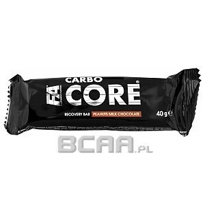Fitness Authority Carbo Core Bar 40g 1/1