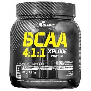 Olimp BCAA Xplode Powder 4:1:1 500g 1/1