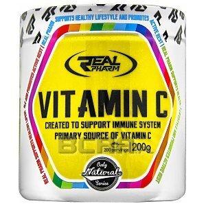 Real Pharm Vitamin C 200g 1/1