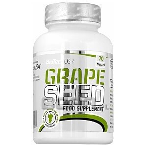 BioTech USA Grape Seed 70tab 1/1