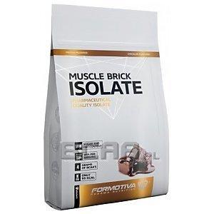 Formotiva Muscle Brick Isolate 600g [promocja] 1/1