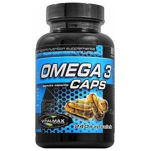 Vitalmax Omega 3 1000mg 240kaps. 1/2