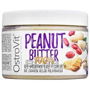 OstroVit 100% Peanut Butter Smooth 500g 1/2