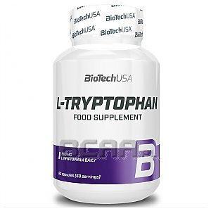 BioTech USA L-Tryptophan 60kaps. 1/1