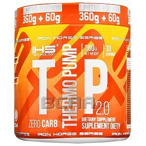 Iron Horse Series Thermo Pump 300g + 60g Gratis! 1/1