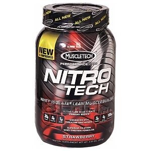 Muscletech Nitro-Tech Performance Series 907g 1/1