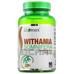 Fitmax Fitomax Withania Somnifera 90kaps. 1/2