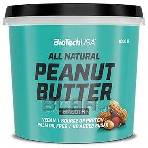 BioTech USA Peanut Butter 1000g 1/1