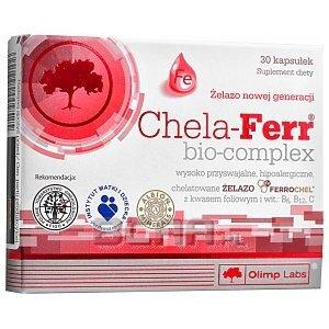 Olimp Chela-Ferr Bio-Complex 30kaps. 1/1