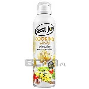 Best Joy Cooking Spray Butter Oil 250ml 1/2