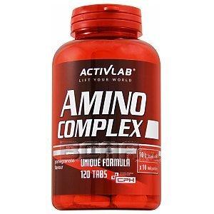 Activlab Amino Complex 120tab. 1/2