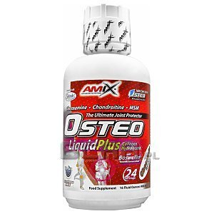 Amix Osteo Liquid Plus 480ml 1/1