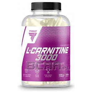 Trec L-Carnitine 3000 120kaps. 1/1