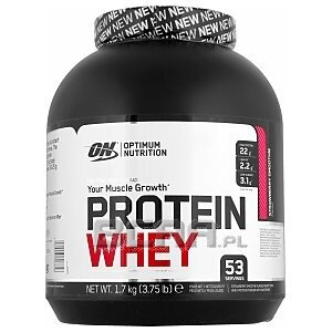 Optimum Nutrition Protein Whey 1700g [promocja] 1/1