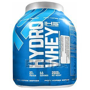 Iron Horse Series Hydro Whey 2000g 1/2