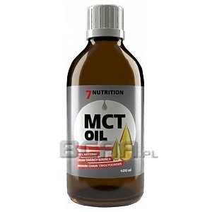 7Nutrition MCT Oil 400ml 1/1