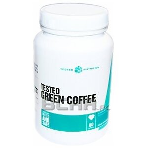 Tested Nutrition Tested Green Coffee 60kaps. Wyprzedaż! 1/1