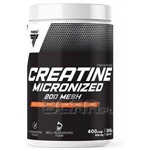 Trec Creatine Micronized 200 mesh 400kaps. 1/1