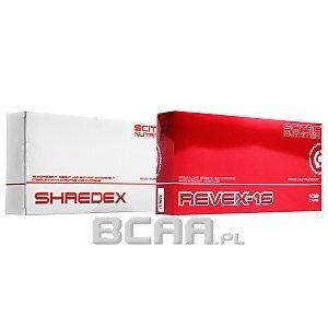 Scitec Revex-16 + Shredex 108kaps.+108kaps. [promocja] 1/1