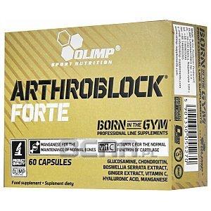 Olimp Arthroblock Forte Sport Edition 60kaps. [promocja] 1/3