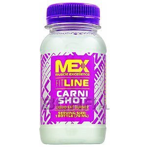 Mex Nutrition Carni-Shot 3.5K 70ml 1/2