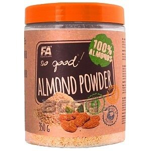 Fitness Authority So Good! Almond Powder 350g 1/1