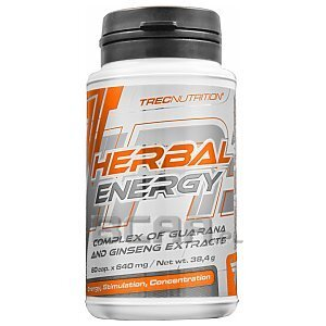 Trec Herbal Energy 60kaps. 1/1