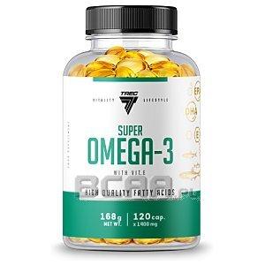 Trec Super Omega 3 120kaps. 1/3