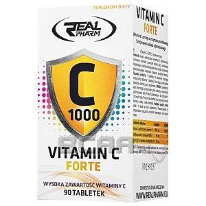 Real Pharm Vitamin C Forte 90tab. 1/3