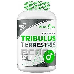 6Pak Nutrition Effective Line Tribulus Terrestris 90tab. 1/1