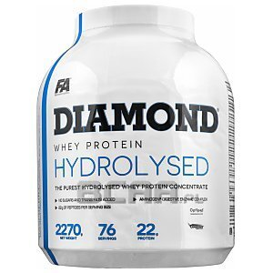Fitness Authority Diamond Hydrolysed Whey Protein 2270g Czekolada 1/1