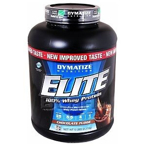 Dymatize Elite Whey Protein Isolate 2270g 1/1