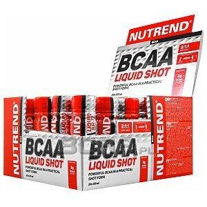 Nutrend BCAA Mega Shot 20x60ml [promocja] 1/3