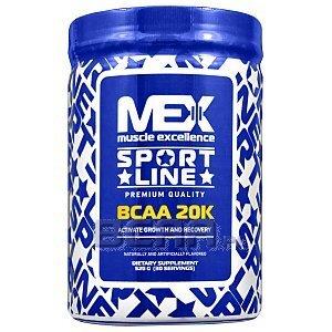 Mex Nutrition BCAA 20K 8:1:1 520g 1/2