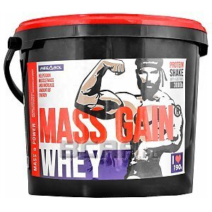 Megabol Whey Mass Gain 3000g 1/2
